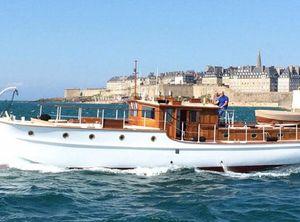 1933 Classic classic trawler