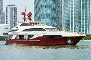 2006 147' Sensation Yachts-CABERNET Miami, FL, US