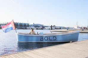 2021 Bold Boating 6.80 Elektrische Sloep