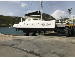 2008 50' Voyage Yachts-500 Catamaran Tortola, VG