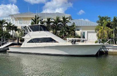 1991 53' Ocean Yachts-53 Super Sport Marco Island, FL, US