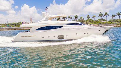 2006 88' Ferretti Yachts-881 Miami, FL, US