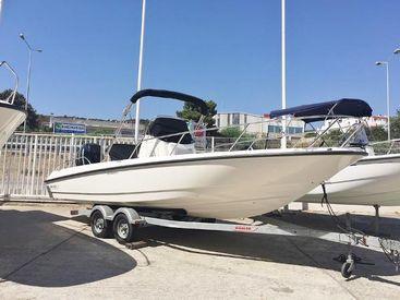 2015 23' 11'' Boston Whaler-240 Dauntless Ajaccio, 20, FR