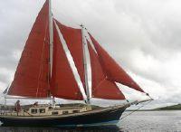 2015 Custom Staysail Schooner