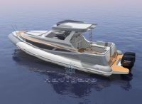 2021 Famic Marine PACIFIC 36 FLY