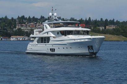 2022 91' 8'' Selene-92 Ocean Explorer ZHU HAI, CN