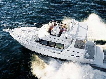 1999 43' Carver-404 Cockpit Motor Yacht Marina Del Rey, CA, US