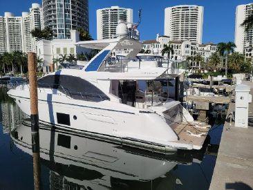 2019 50' Azimut-50 FLYBRIDGE North Miami, FL, US