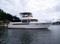 1988 Ocean Alexander 420 Sundeck