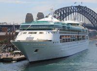 1997 Cruise Ship, 2417 Passengers - Stock No. S2509