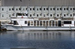1963 117' Ferry-Cavalier Royal - Our Stock No. S2559 Fort Lauderdale, FL, US