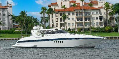 1999 80' Mangusta-80 Miami, FL, US