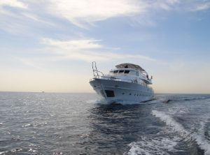 2000 Custom Custom Dive Boat