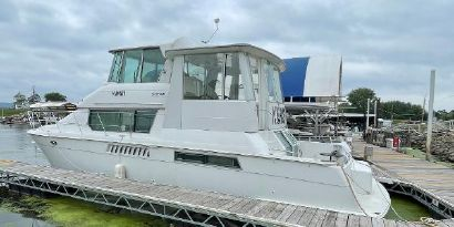 1996 50' Carver-500 Cockpit Motor Yacht Wabasha, MN, US