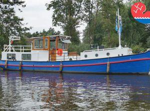 1918 Motor Yacht Directievaartuig 1295
