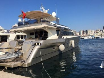 2009 105' Custom-Noble Yachts 32M İstanbul, TR