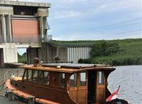 2014 Maine Lobsterboat Volledig Elektrisch Varend