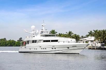 1989 102' Oceanfast-Motor Yacht Deerfield Beach, FL, US