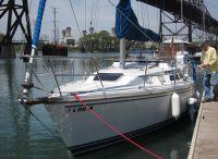 1989 Catalina 30 MKII tall rig