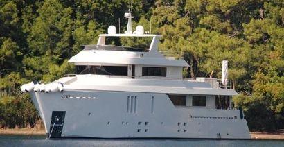 2015 100' 9'' Custom-Trawler Muğla, TR