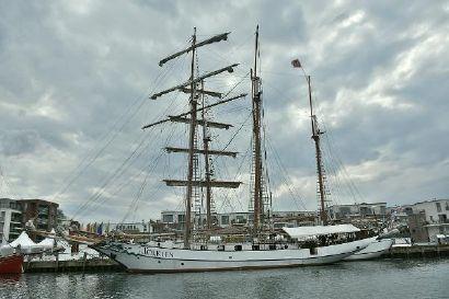 1965 137' 10'' Custom-42m Topsail Schooner - Event Charter Hamburg, DE