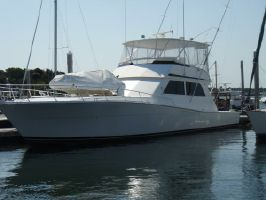 1995 58' Viking-58 Convertible Fairhaven, MA, US