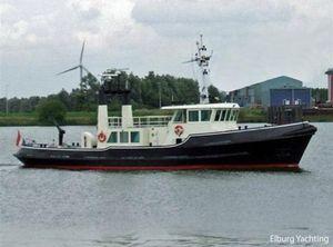 1969 Ex Zeegaand Patrouillevaartuig (ex RV85)