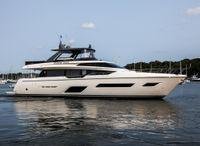 2019 Ferretti Yachts 780
