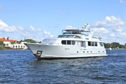 2001 97' Broward-Motor Yacht West Palm Beach, FL, US