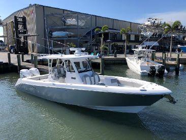 2021 33' Everglades-335 CC Jensen Beach, FL, US