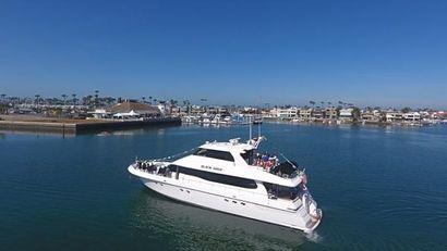 1999 76' Lazzara Yachts-CABRIOLET SKYLOUNGE San Diego, CA, US
