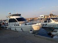 2008 Motor Yacht Blue Navy 430 Fly