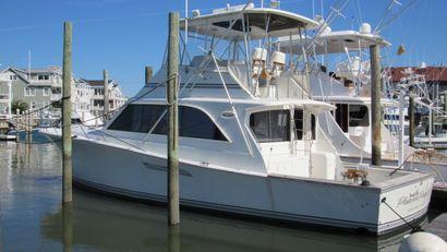 1987 48' Ocean Yachts-48 Super Sport Cape May, NJ, US