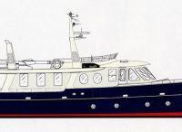 2014 admiral trawler sistership