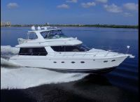 2003 Carver 57 Voyager Pilothouse
