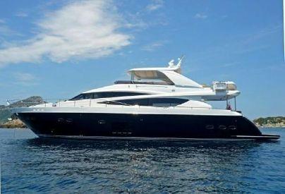 2010 88' 11'' Princess-85 Motor Yacht İstanbul, TR