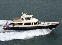 2023 Hunt Yachts Ocean 76 Flybridge