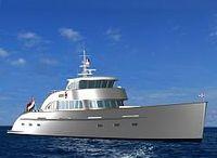 2013 Green Ocean racer 36m (semi) displacement yacht
