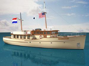 2013 Grand Estime 78 Displacement Yacht