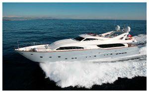 2006 111' 7'' Ferretti Yachts-Custom Line Stockholm, SE