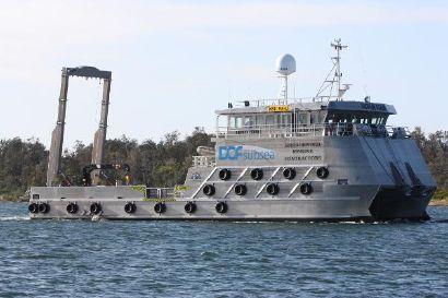 2010 109' 7'' Custom-34m Catamaran AU