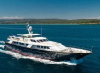 1988 Codecasa Displacement yacht