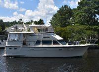 1986 Hatteras 43 Motoryacht
