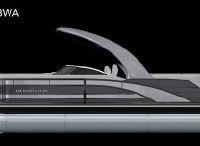 2022 Bennington 25 RFBWA