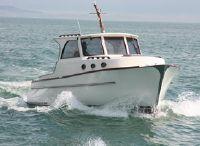 2010 Pepper 28 fast cabin cruiser