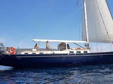 1987 65' 7'' Sparkman & Stephens-Sunward 63 Faro, PT