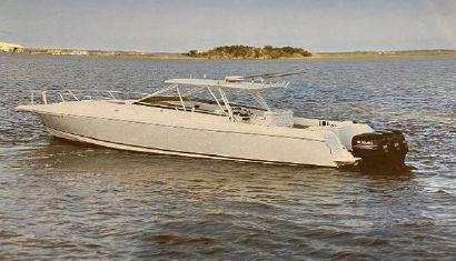 2001 38' Intrepid-377 Walkaround (LOADED!) Brunswick, GA, US