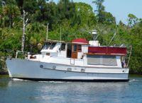 1979 Ta Chiao Bluewater Long Range Cruiser Pilot House