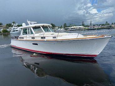 2015 48' Sabre-48 Salon Express Fort Lauderdale, FL, US