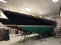 1978 Hinckley Bermuda 40 MK III Sloop